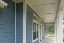 James Hardie Porch